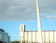 Ponte da Mulher em Porto Madero é mais um cartão postal da cidade