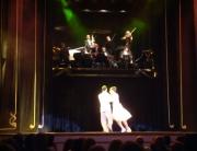 Esquina Carlos Gardel tem estrutura de teatro, com camarotes e grande salão, com excelente visão do palco