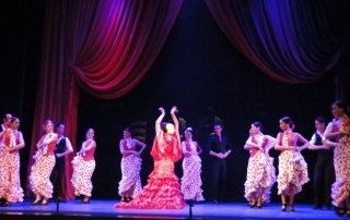 Madri flamenco
