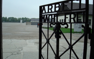 Dachau portão