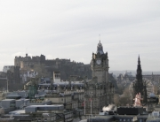 Edimburgo vista geral