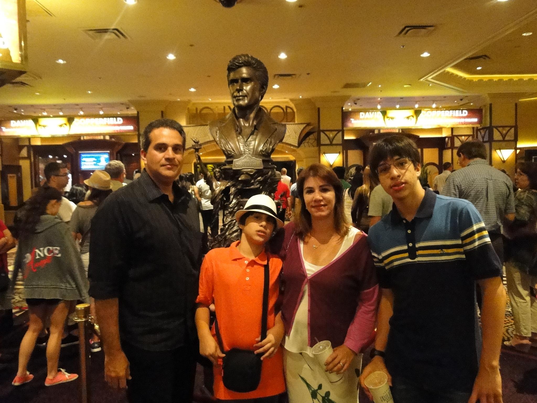 Vegas David