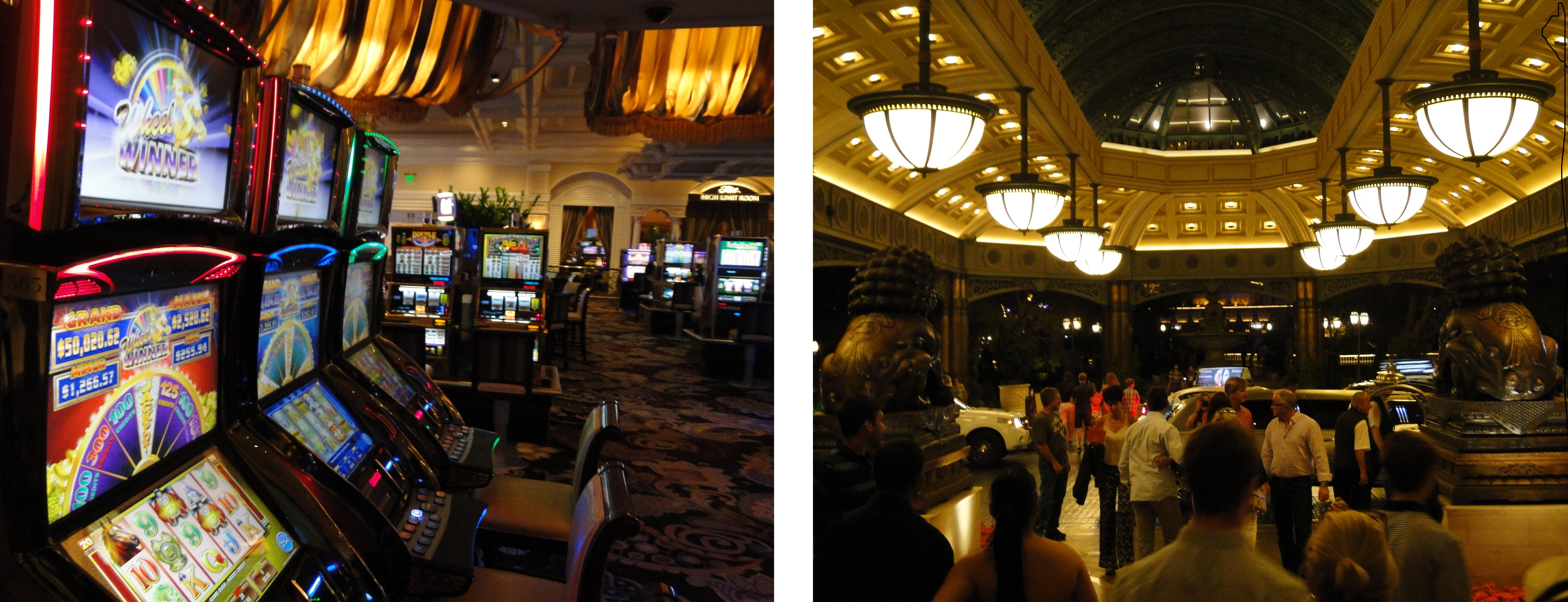 Vegas cassino