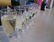 Champagne destacada