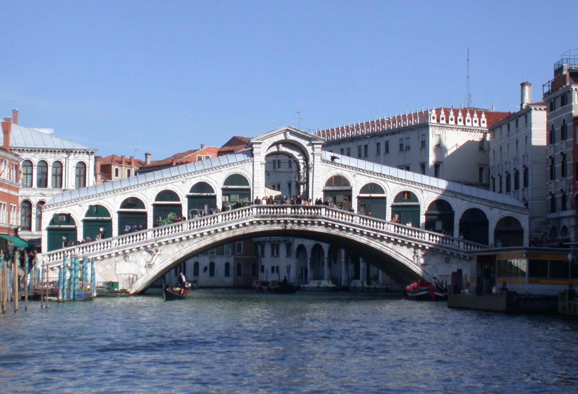 Veneza Ponte Rialto