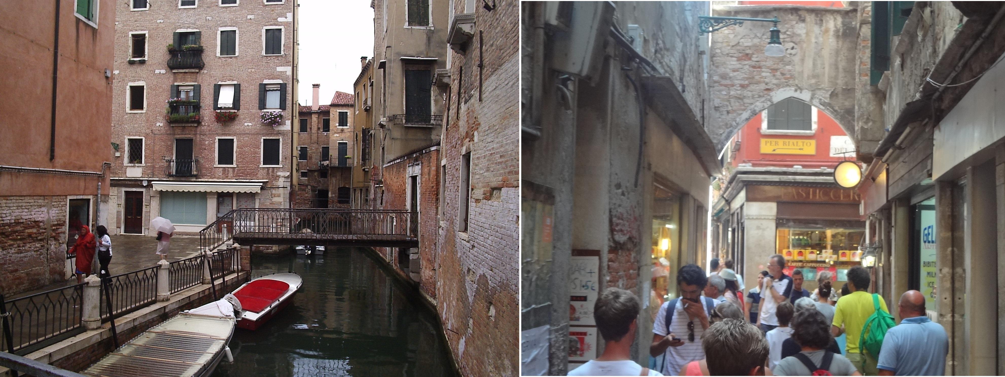 Veneza ruas