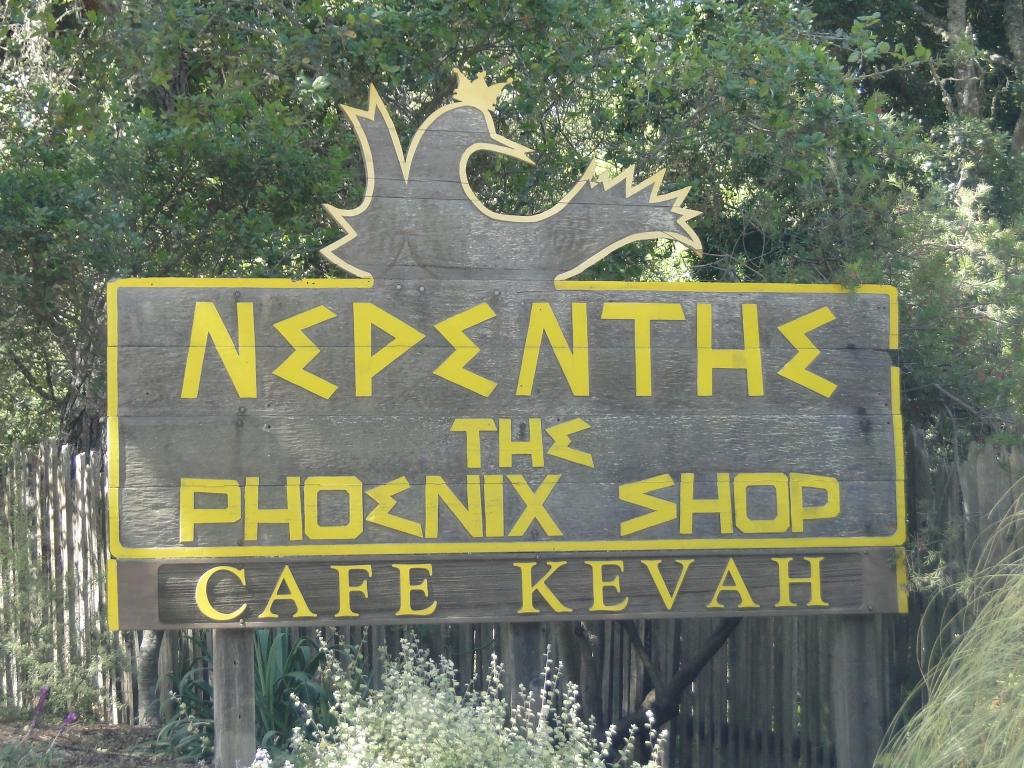 Big Sur Nepenthe