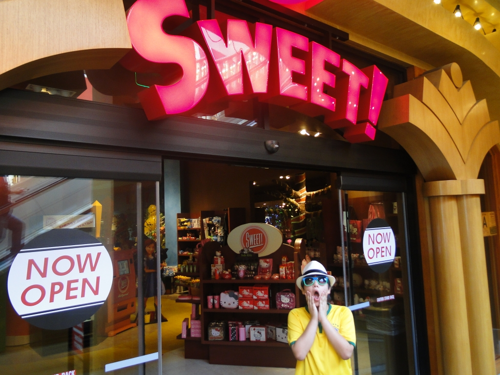 LA Sweet fachada