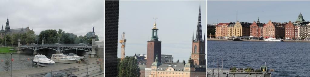 Estocolmo abertura
