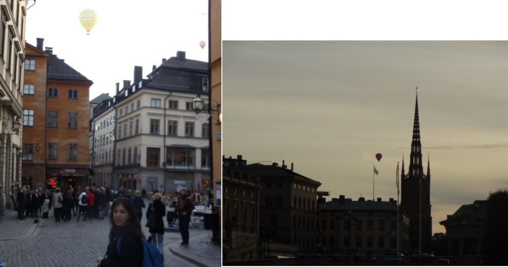 Estocolmo balões