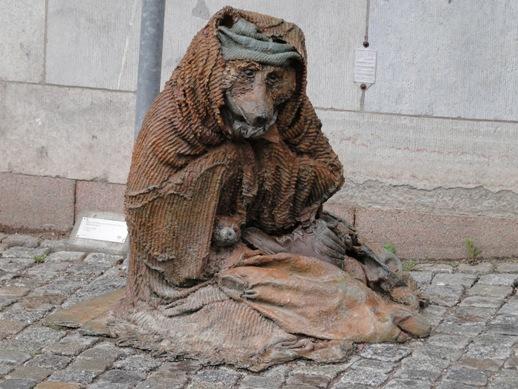 Estocolmo escultura bolsa