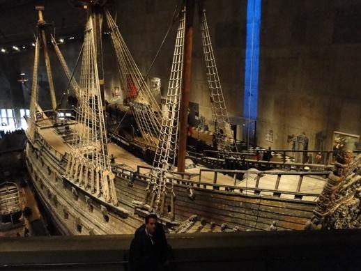 Estocolmo museu navio