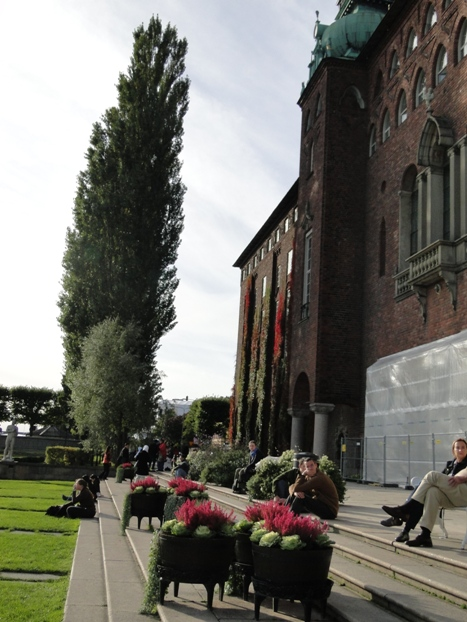 Estocolmo jardim prefeitura