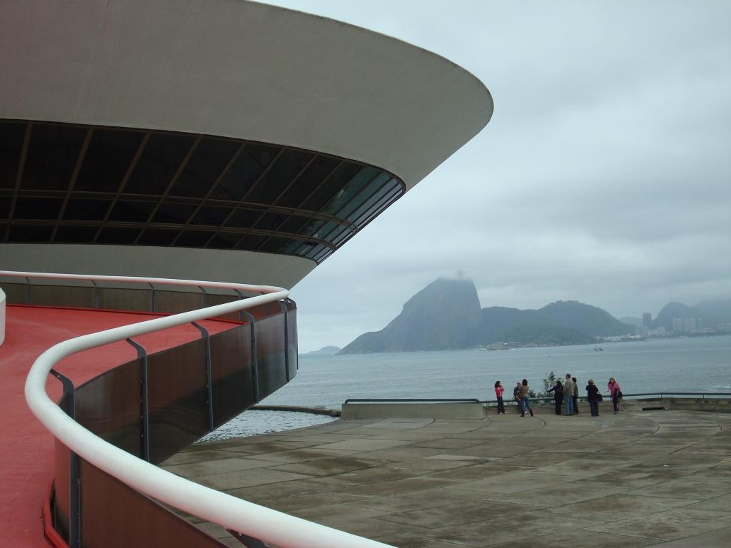 Rio Niterói museu