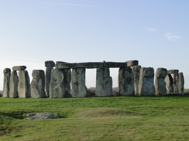 Stonehenge abertura
