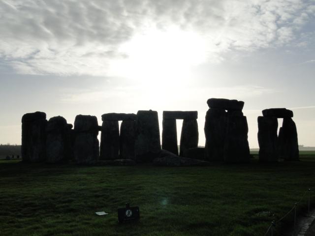 Stonehenge sol